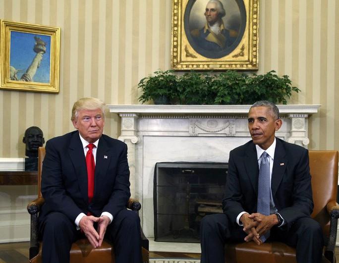 """Ông Trump khẳng định """"không bao giờ tha thứ"""" cho ông Obama - Ảnh 1."""