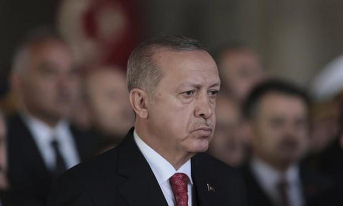 Nhà báo Ả Rập Saudi bị giết: Thổ Nhĩ Kỳ tung hê đoạn băng bom tấn - Ảnh 2.