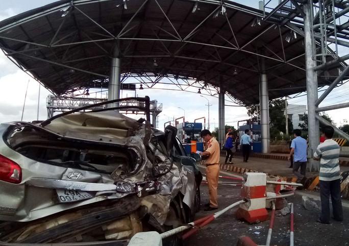 CSGT nói gì về việc người hùng cướp lái cứu 30 hành khách gặp nạn? - Ảnh 2.