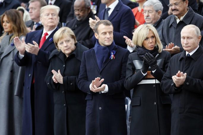 Tổng thống Pháp không nể mặt ông Trump - Ảnh 6.