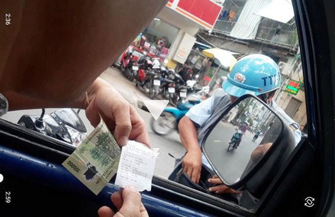Thu phí đậu ôtô ở TP HCM: Giật mình con số thất thoát - Ảnh 1.