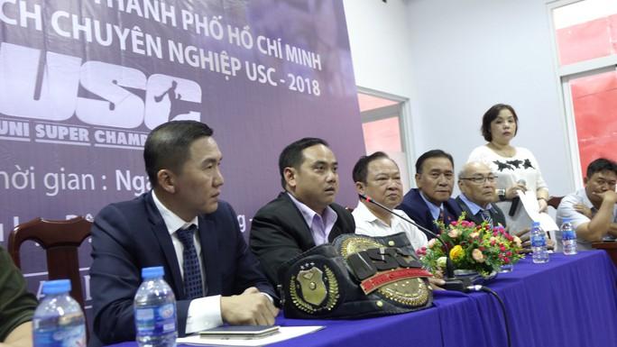 Cơ hội cho những võ sĩ muay trẻ TP HCM - Ảnh 1.