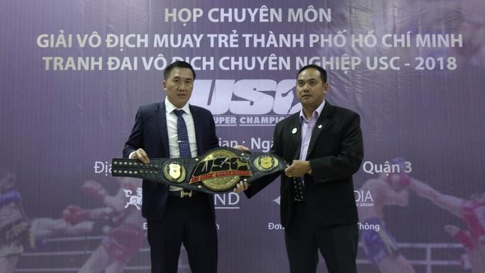 Cơ hội cho những võ sĩ muay trẻ TP HCM - Ảnh 2.