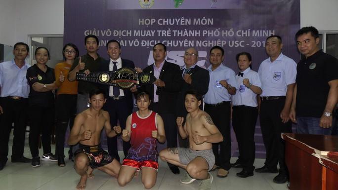 Cơ hội cho những võ sĩ muay trẻ TP HCM - Ảnh 3.