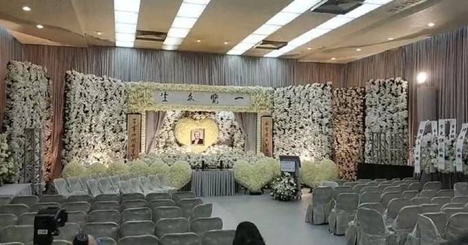 Tang lễ võ lâm minh chủ Kim Dung - Ảnh 3.