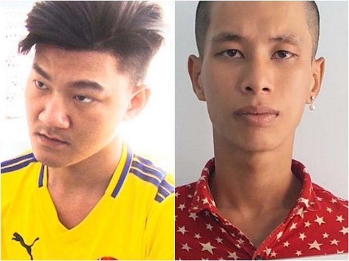 2 thanh niên nghiện cướp 250 triệu đồng để...đi hát karaoke - Ảnh 1.