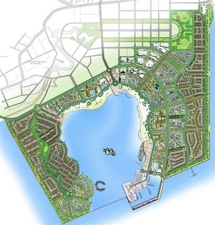 TP HCM xin Chính phủ cho xây sân golf Cần Giờ rộng 135ha - Ảnh 1.