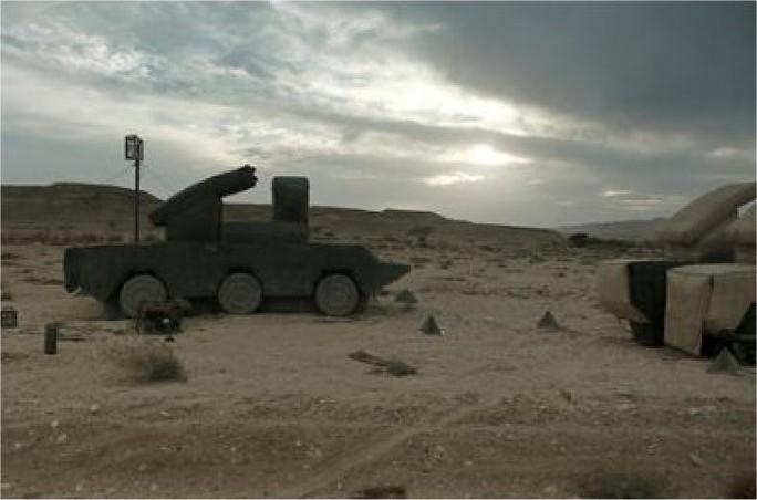 Rộ ảnh Israel tập bắn hạ hệ thống phòng không của Nga tại Syria - Ảnh 1.