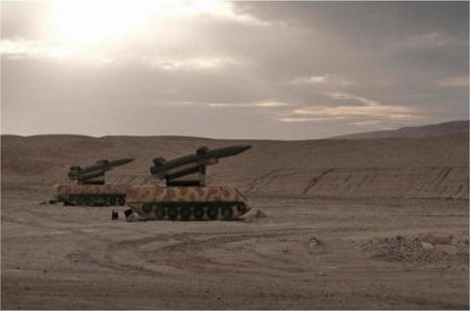 Rộ ảnh Israel tập bắn hạ hệ thống phòng không của Nga tại Syria - Ảnh 2.