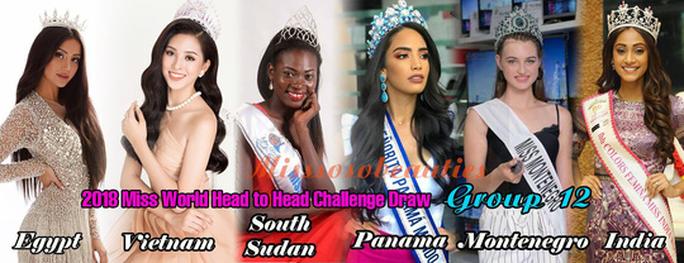 Clip: Hoa hậu Tiểu Vy tại Miss World 2018 - Ảnh 3.
