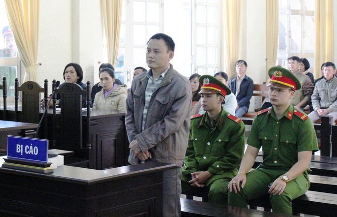 Xử vụ giết vợ rồi dựng hiện trường giả rúng động ở Lâm Đồng - Ảnh 1.