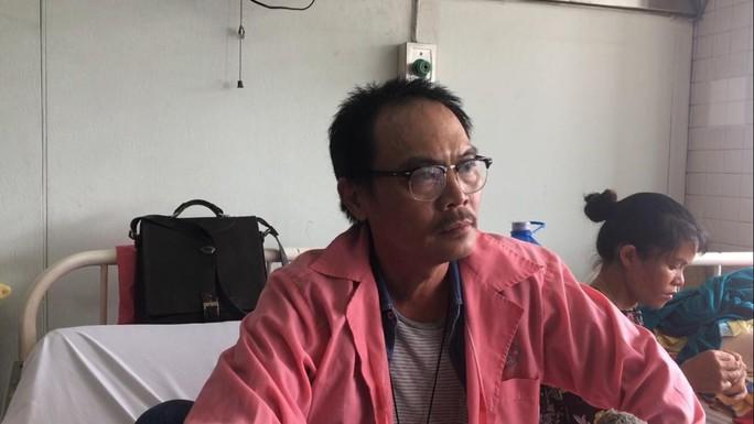 Vụ đạo diễn Đặng Quốc Việt: Xét nghiệm mới nhất của Bệnh viện Chợ Rẫy - Ảnh 1.