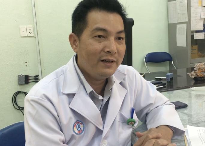 Vụ đạo diễn Đặng Quốc Việt: Xét nghiệm mới nhất của Bệnh viện Chợ Rẫy - Ảnh 2.