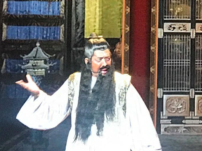 Nghệ sĩ Linh Trung tạo dấu ấn mới qua vai Bao Công - Ảnh 4.
