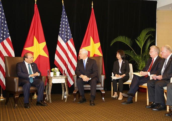 Phó Tổng thống Mỹ đánh giá cao lời mời thăm Việt Nam - Ảnh 1.