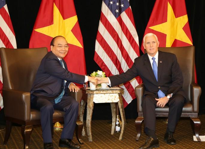 Phó Tổng thống Mỹ đánh giá cao lời mời thăm Việt Nam - Ảnh 2.