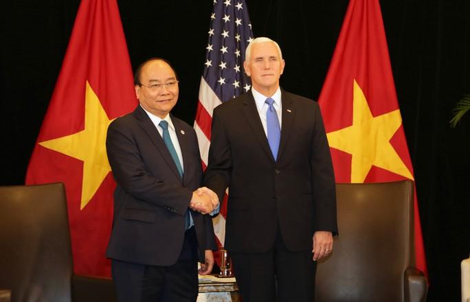 Phó Tổng thống Mỹ đánh giá cao lời mời thăm Việt Nam - Ảnh 3.