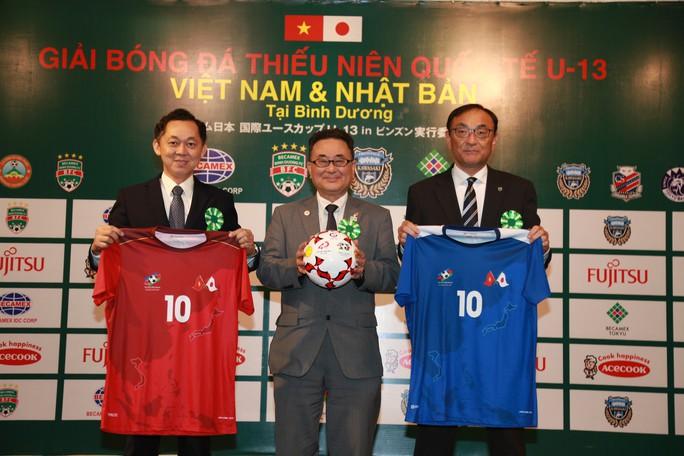 Chờ sao nhí Việt so kè bóng đá cùng Nhật Bản  - Ảnh 1.