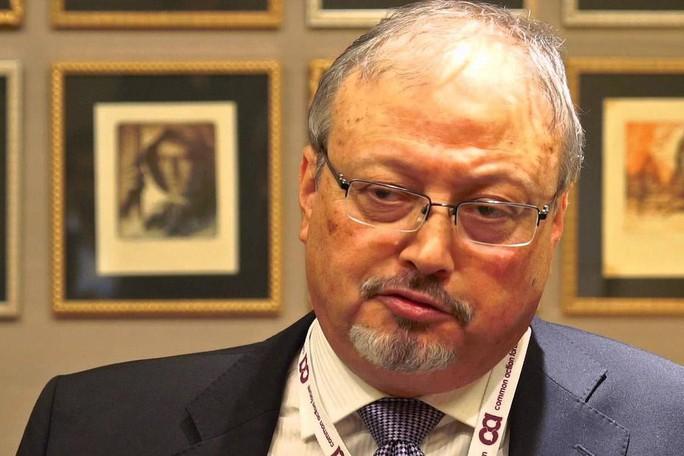Bộ trưởng Ả Rập Saudi muốn chặt đầu 5 nghi phạm giết nhà báo Khashoggi - Ảnh 1.
