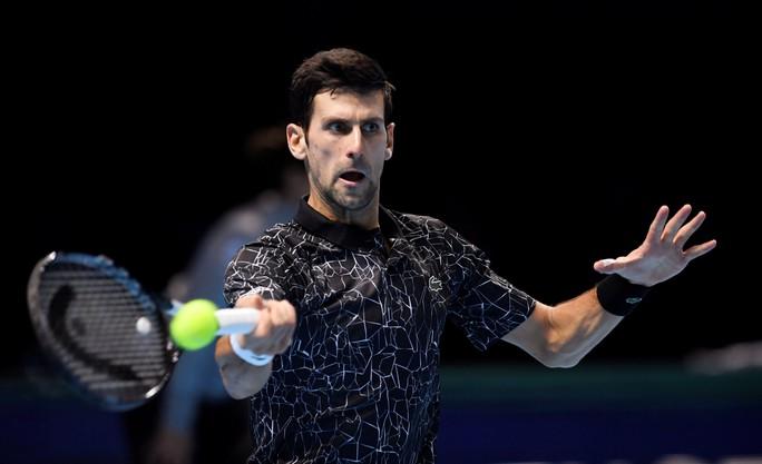 Djokovic xuất sắc vượt mặt đàn em ở ATP Finals 2018 - Ảnh 8.
