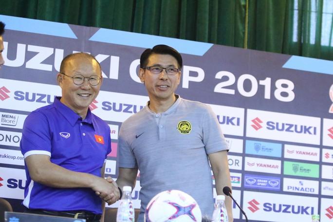 HLV Malaysia chỉ mong có điểm vì ngán 3 ngôi sao tấn công tuyển Việt Nam - Ảnh 2.