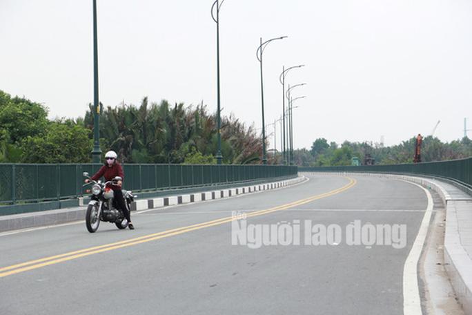 Cận cảnh 4 tuyến đường lùm xùm ở Thủ Thiêm - Ảnh 3.