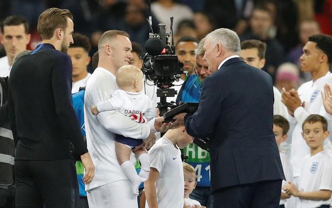 Rooney đá trận giã từ, tuyển Anh nhẹ nhàng thắng Mỹ - Ảnh 3.