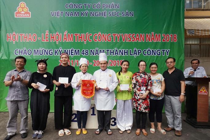 Hàng trăm món ngon ở lễ hội ẩm thực Vissan - Ảnh 15.