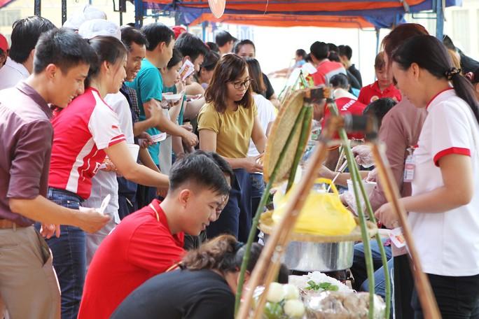 Hàng trăm món ngon ở lễ hội ẩm thực Vissan - Ảnh 9.