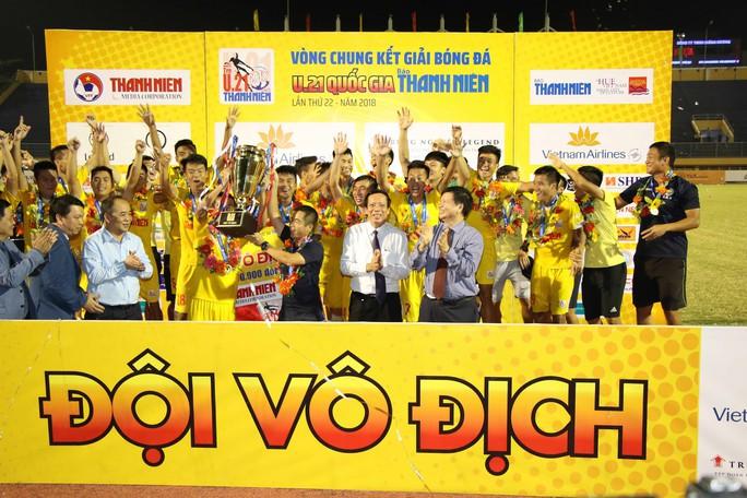 Thắng B.Bình Dương, U21 Hà Nội xứng đáng lên ngôi vương - Ảnh 6.