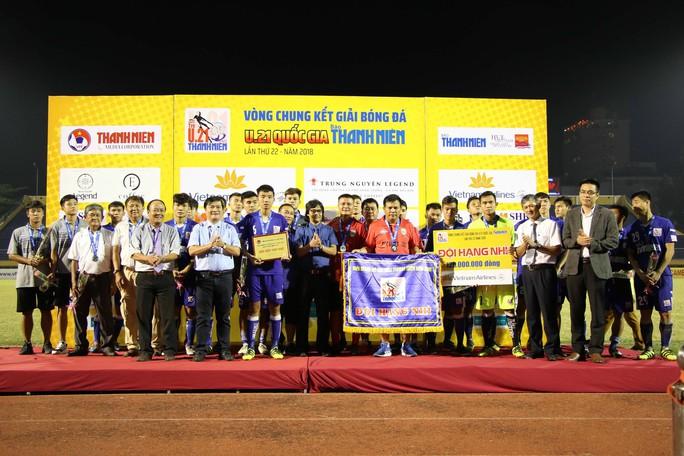 Thắng B.Bình Dương, U21 Hà Nội xứng đáng lên ngôi vương - Ảnh 5.