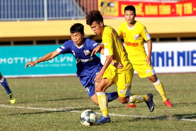 Thắng B.Bình Dương, U21 Hà Nội xứng đáng lên ngôi vương - Ảnh 1.