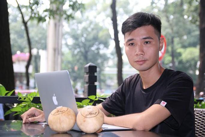 Muốn đưa dừa Việt đi năm châu - Ảnh 1.