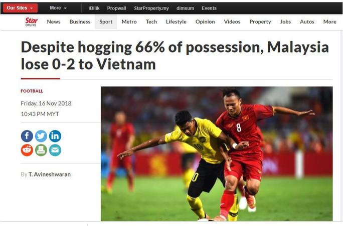 Truyền thông quốc tế chỉ ra lý do Việt Nam thắng Malaysia - Ảnh 4.