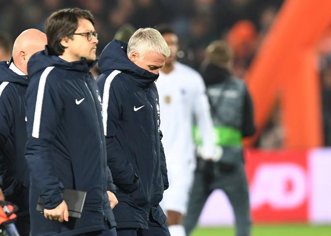 Hà Lan quật ngã nhà vô địch World Cup, xe tăng Đức rớt hạng Nations League - Ảnh 7.