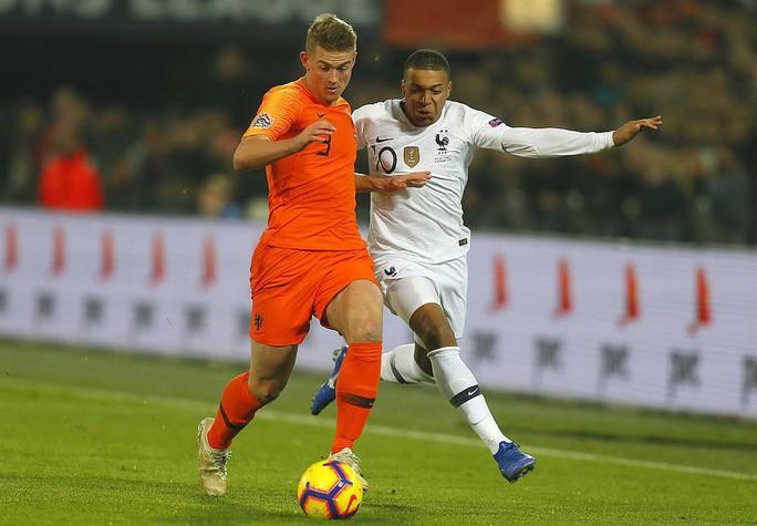 Hà Lan quật ngã nhà vô địch World Cup, xe tăng Đức rớt hạng Nations League - Ảnh 5.
