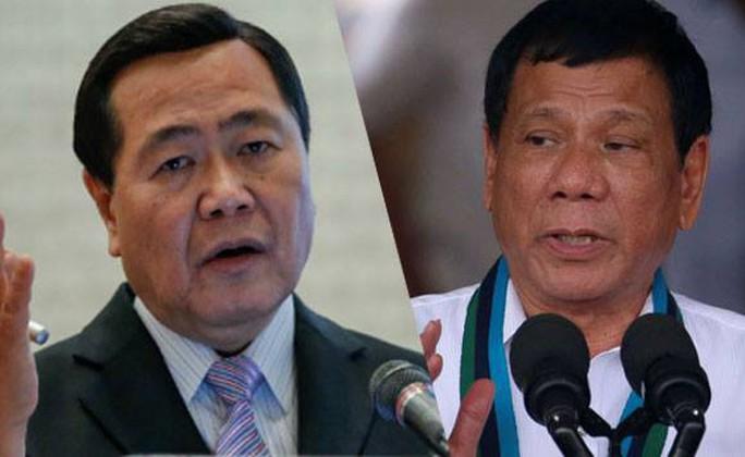 Tổng thống Philippines bị phản ứng vì tuyên bố Trung Quốc khống chế biển Đông  - Ảnh 1.