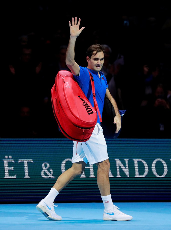 ATP Finals 2018: Federer bại trận, Djokovic rộng cửa vô địch - Ảnh 4.