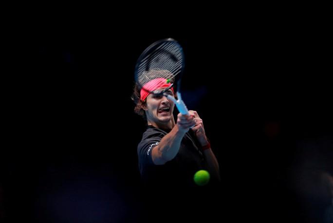 ATP Finals 2018: Federer bại trận, Djokovic rộng cửa vô địch - Ảnh 2.