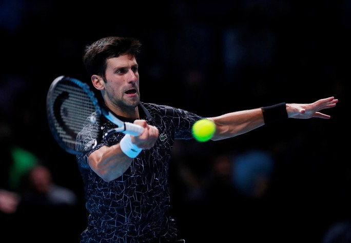 ATP Finals 2018: Federer bại trận, Djokovic rộng cửa vô địch - Ảnh 6.