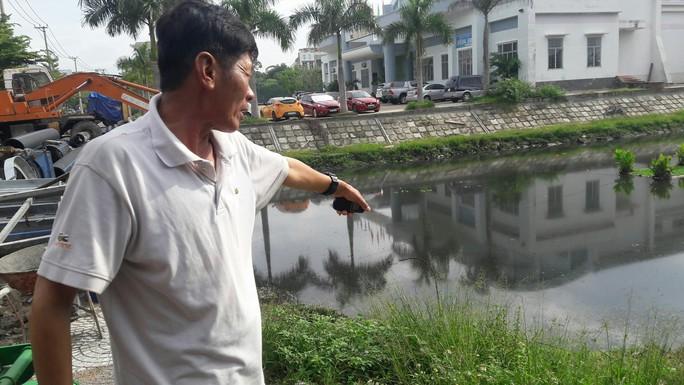 Đà Nẵng: Dân kêu trời vì kênh, hồ điều tiết gây ô nhiễm triền miên - Ảnh 2.