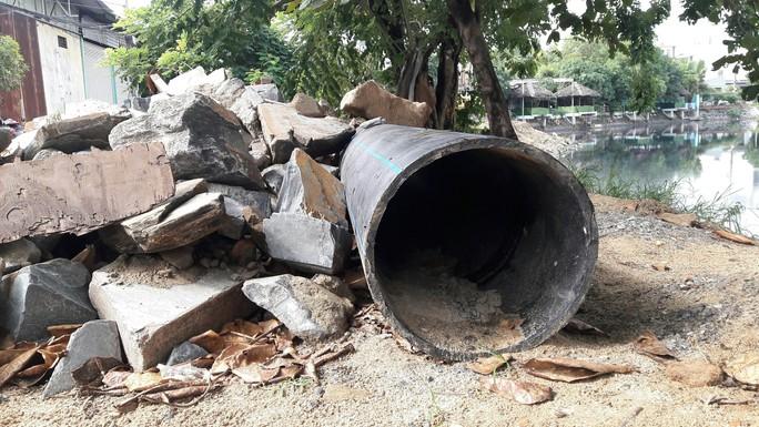 Đà Nẵng: Dân kêu trời vì kênh, hồ điều tiết gây ô nhiễm triền miên - Ảnh 7.
