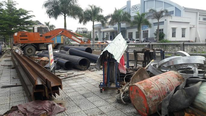 Đà Nẵng: Dân kêu trời vì kênh, hồ điều tiết gây ô nhiễm triền miên - Ảnh 8.