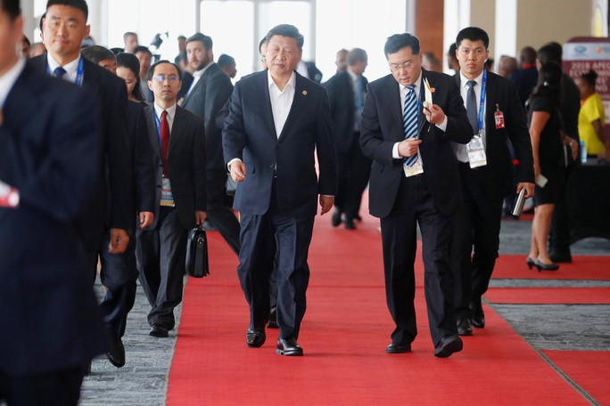 Mỹ - Trung bất đồng, APEC không thể ra được tuyên bố chung - Ảnh 1.