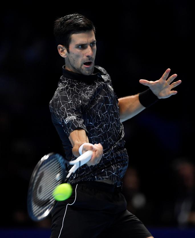 Djokovic thua sốc ở chung kết, Zverev vô địch ATP Finals 2018 - Ảnh 6.