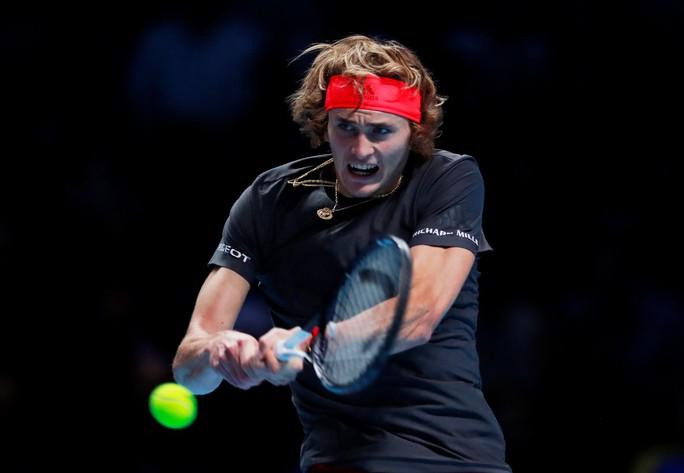 Djokovic thua sốc ở chung kết, Zverev vô địch ATP Finals 2018 - Ảnh 5.
