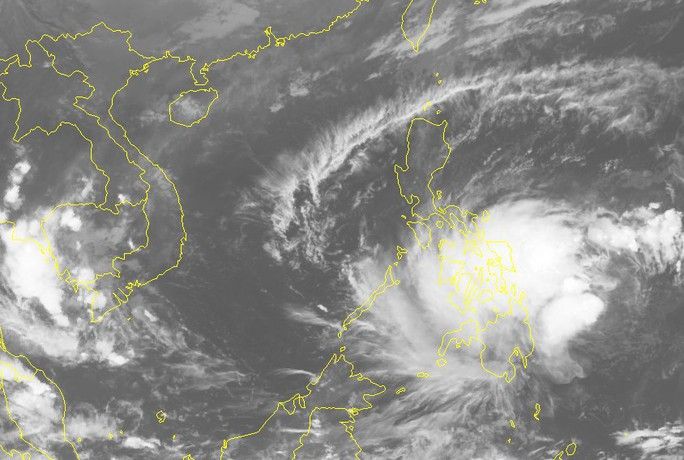 Sắp xuất hiện cơn bão mới, giật cấp 12 hướng vào Nam Trung bộ - Ảnh 2.