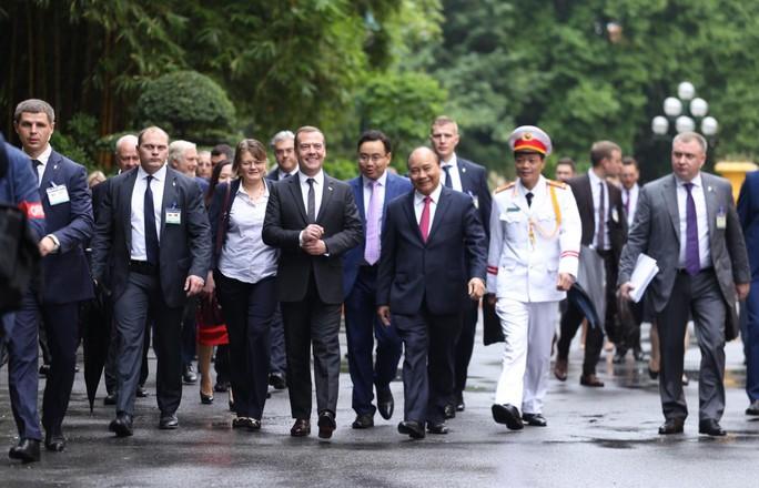 Củng cố, phát triển quan hệ Việt - Nga - Ảnh 1.