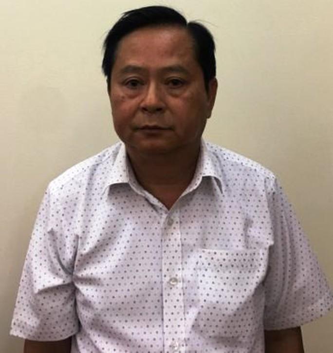 Bắt cựu Phó Chủ tịch UBND TP HCM Nguyễn Hữu Tín - Ảnh 1.