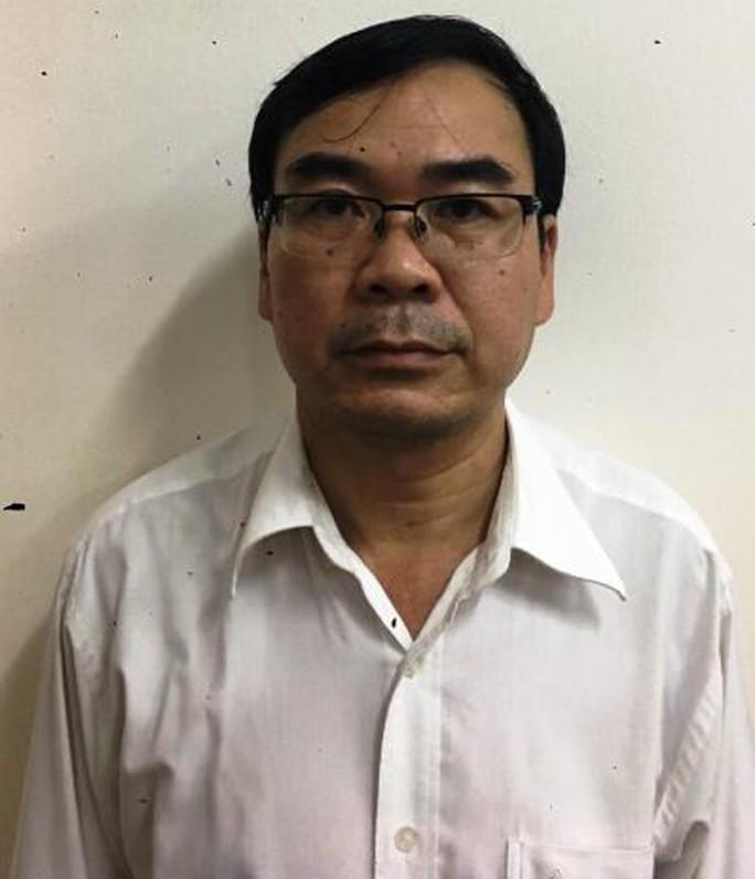 Bắt cựu Phó Chủ tịch UBND TP HCM Nguyễn Hữu Tín - Ảnh 3.